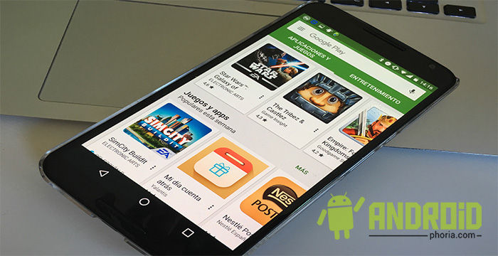 descargar Google Play Store 6.0.5