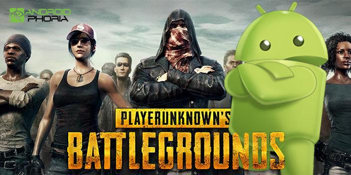 descargar apk playerunknowns battlegrounds android