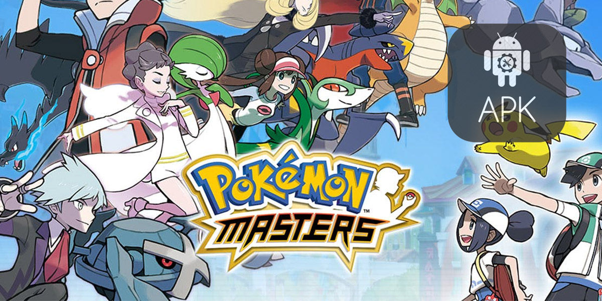 descargar apk pokemon masters