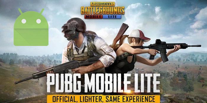 descargar apk pubg mobile lite