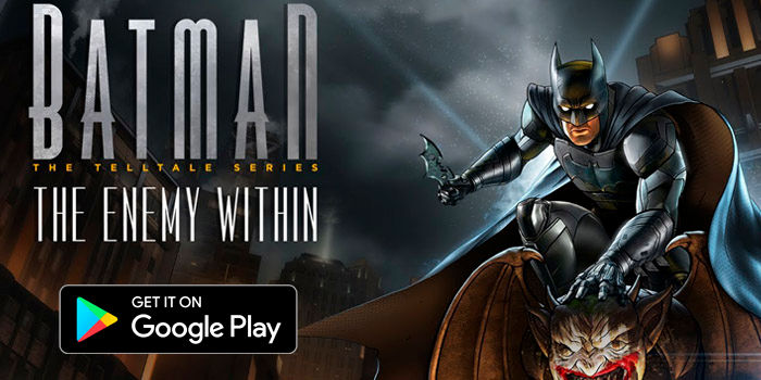 Descargar Batman the enemy within android