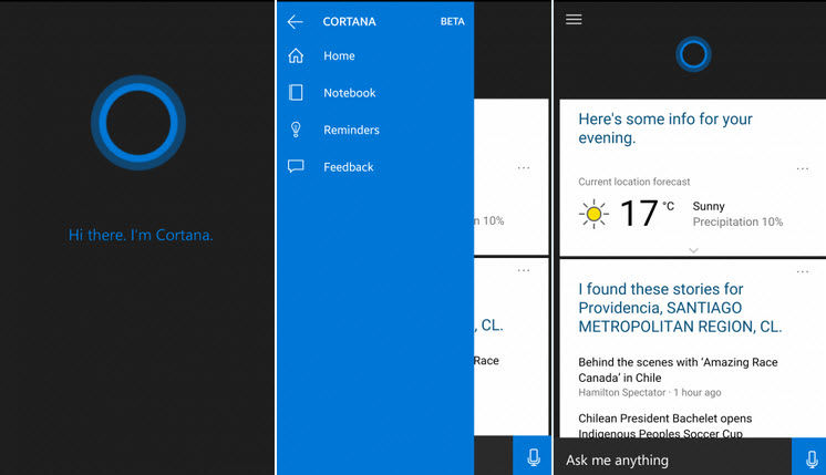 descargar cortana beta android1