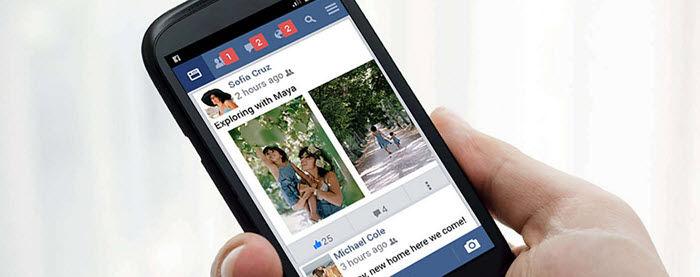 SlideShow, los vídeos de Facebook más livianos