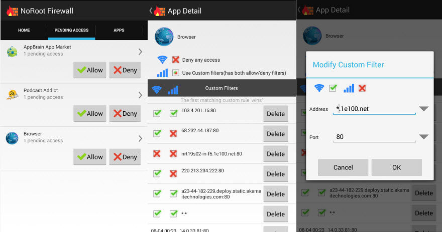 descargar firewall android sin root1