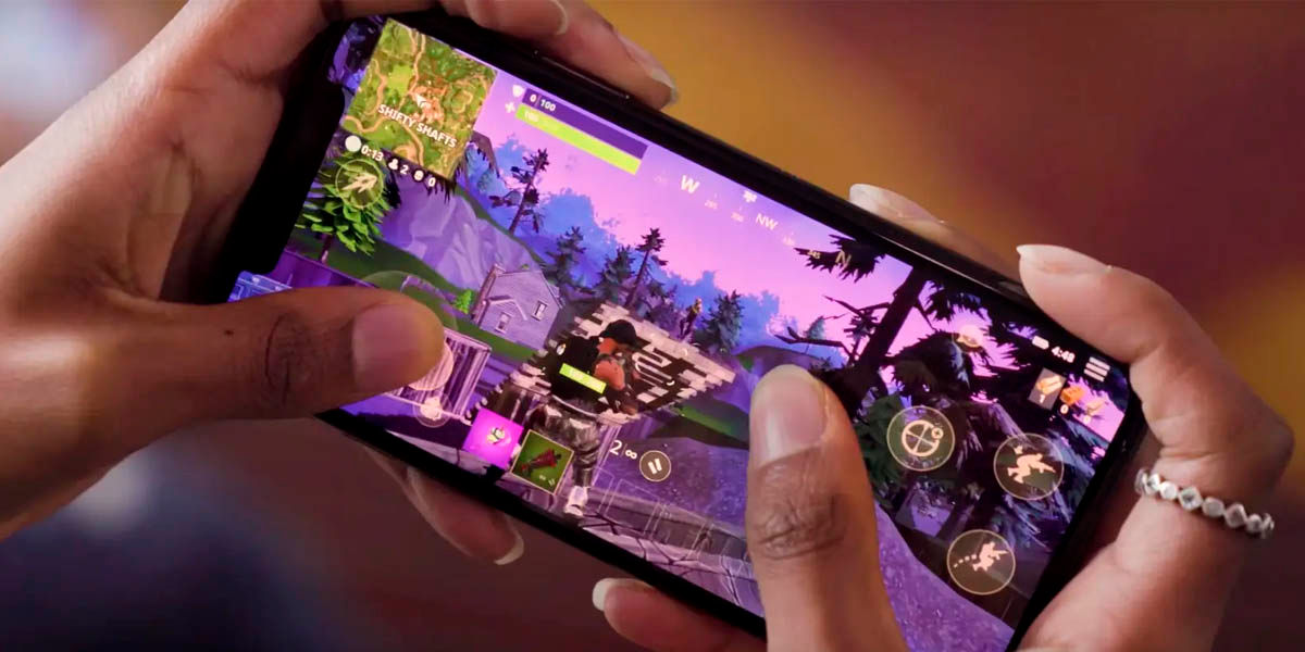 descargar fortnite ios app store