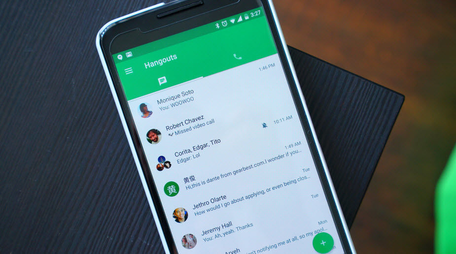 Descargar Hangouts 5.0 en Google Play o APK