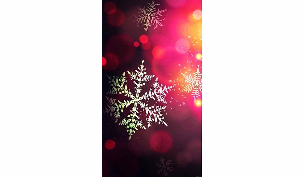 descargar mejor fondo de pantalla para navidad copo de nieve 2019