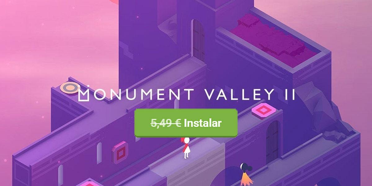 descargar monument valley 2 gratis Play Store