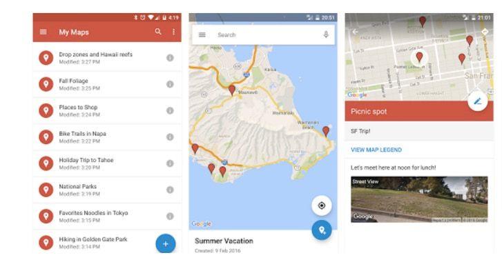 descargar my maps 2.0 para android