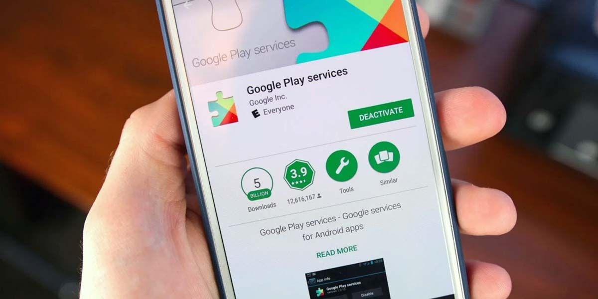 descargar servicios de google y resolver error 8 en android auto