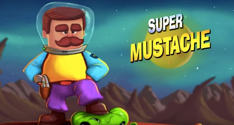 descargar super mustache para android