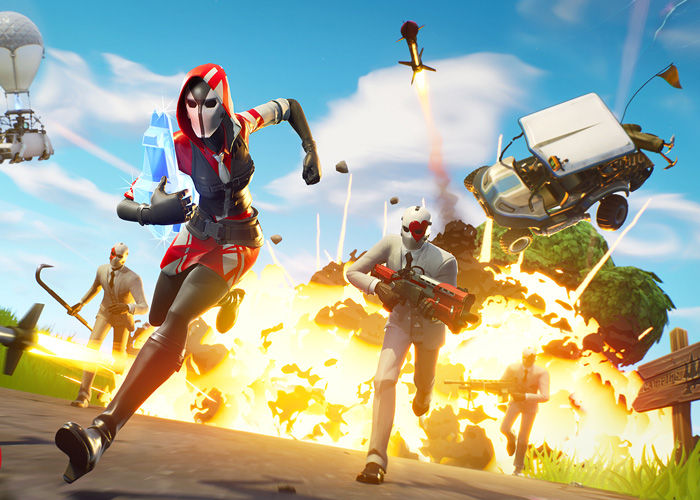 descargas fortnite android