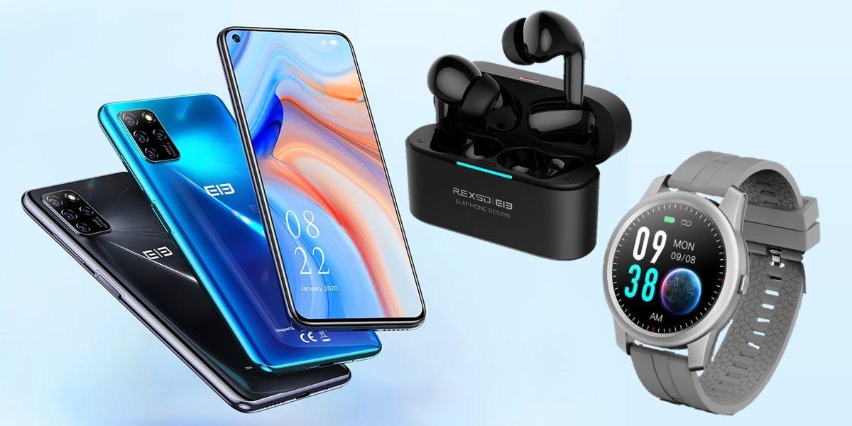 descuentos elephone reloj movil smartwatch