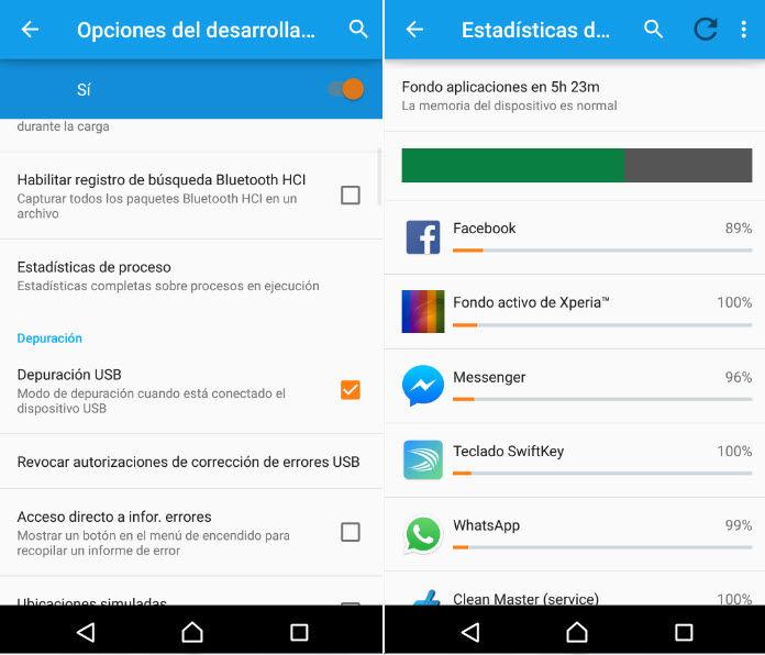 detener aplicaciones en segundo plano android lollipop2