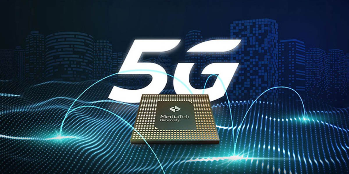dimensity 720 chip 5G asequible