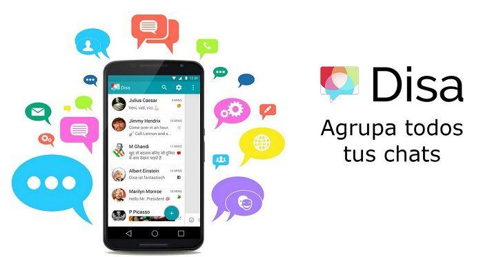 DISA dos WhatsApp