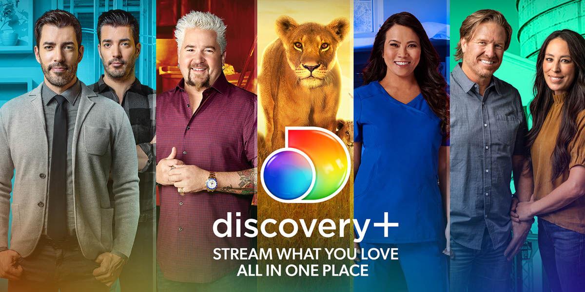 discovery plus plataforma streaming