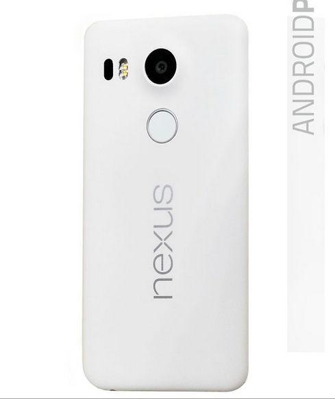 diseño nexus 5 2015