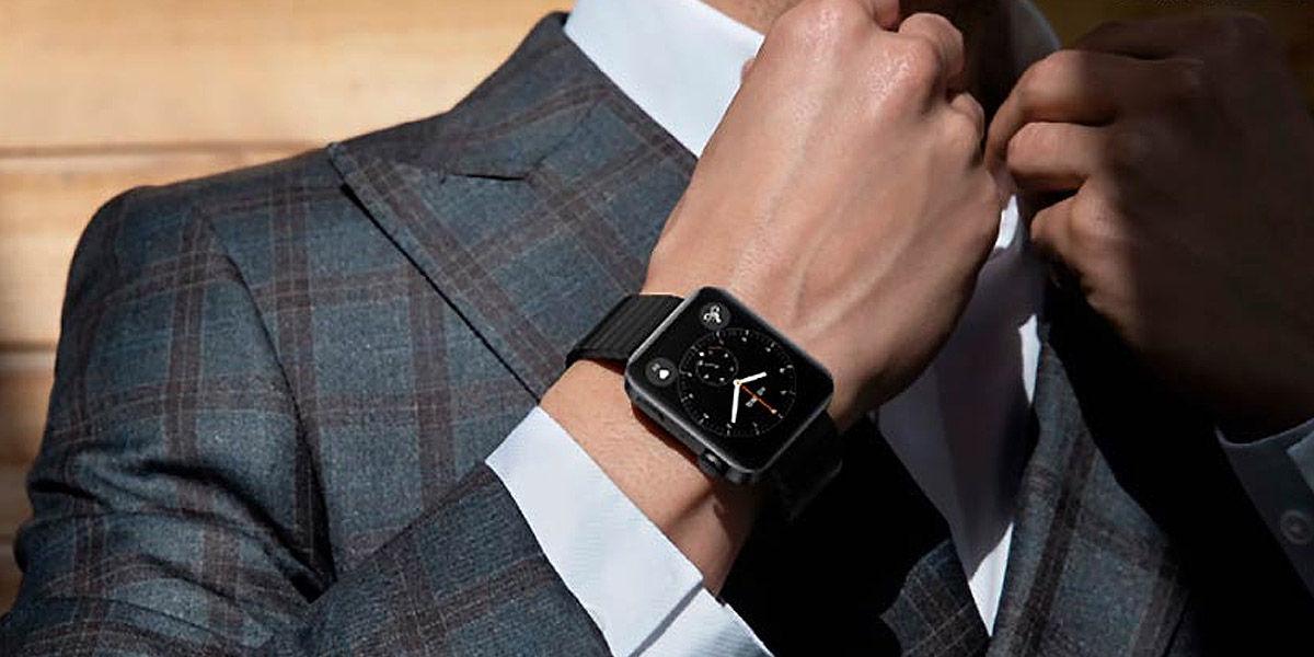 diseño xiaomi mi watch