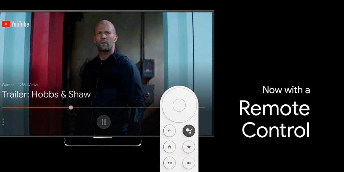 diseño mando a distancia Google sabrina