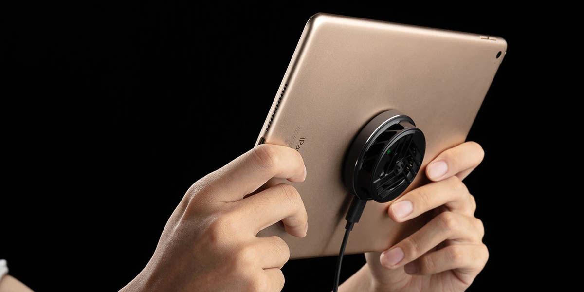 disipador magnético móvil tablet black shark características