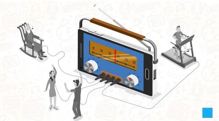 dispositivos android con radio fm