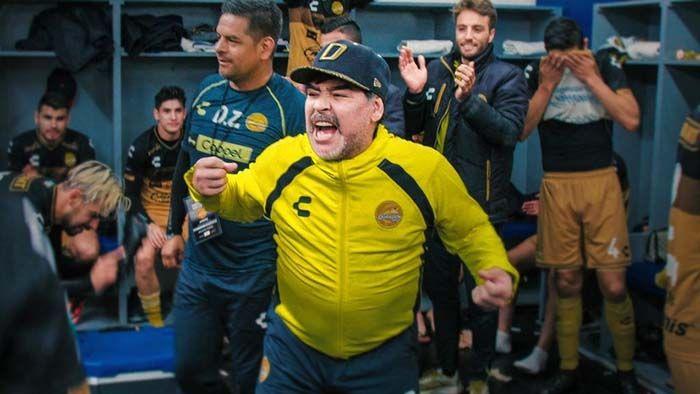 documental diego maradona netflix noviembre 2019