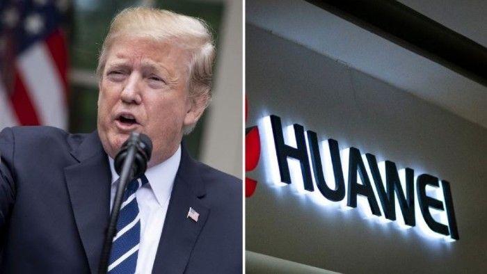 donald trump acuerdo comercial huawei