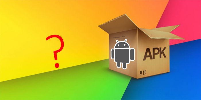 donde guarda android apk
