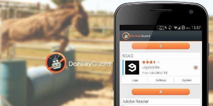 donkey guard