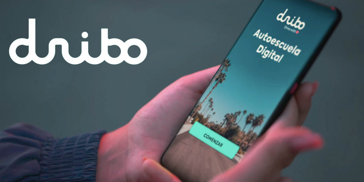 dribo autoescuela en forma de app españa