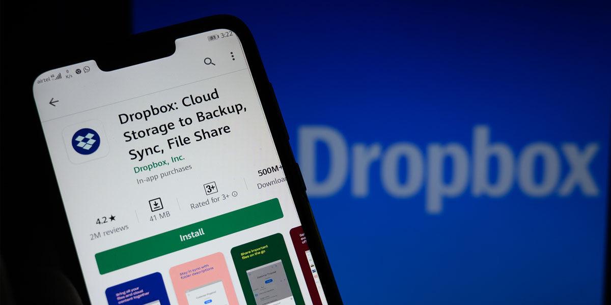 dropbox mejor servicio almacenamiento de pago