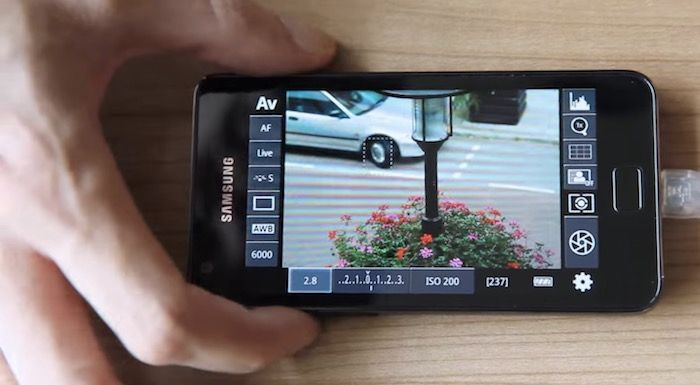 dslr controller android