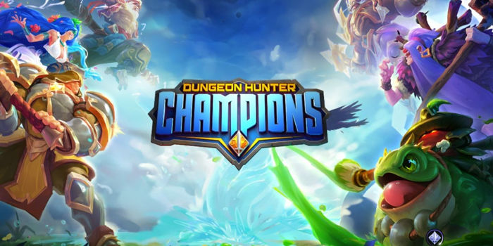 dungeon hunter champions rpg battle royale