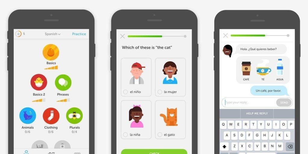 duolingo aprender ingles