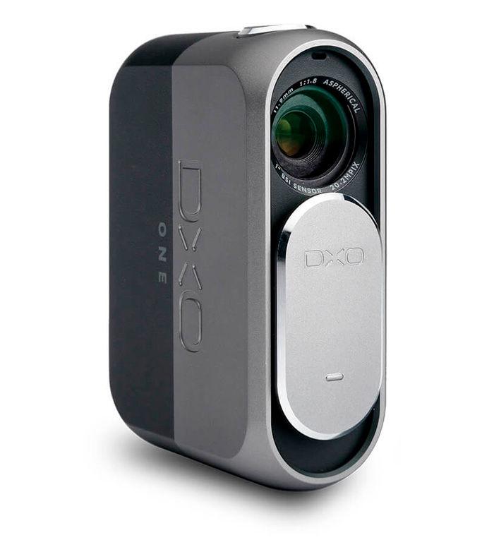 DxO One cámara especificaciones