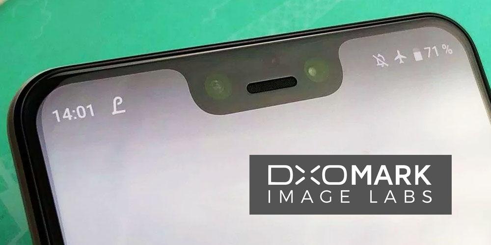 dxomark mide camaras selfie