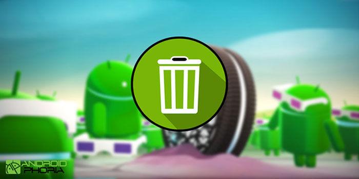 Android 8.1 Oreo nos ahorrará espacio