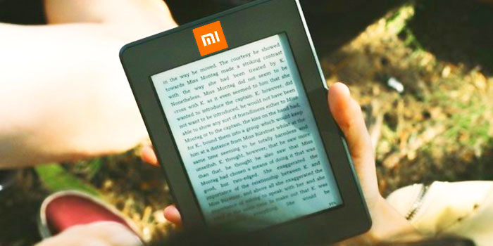 Xiaomi Podria Lanzar Un E Reader Para Competir Con El Kindle