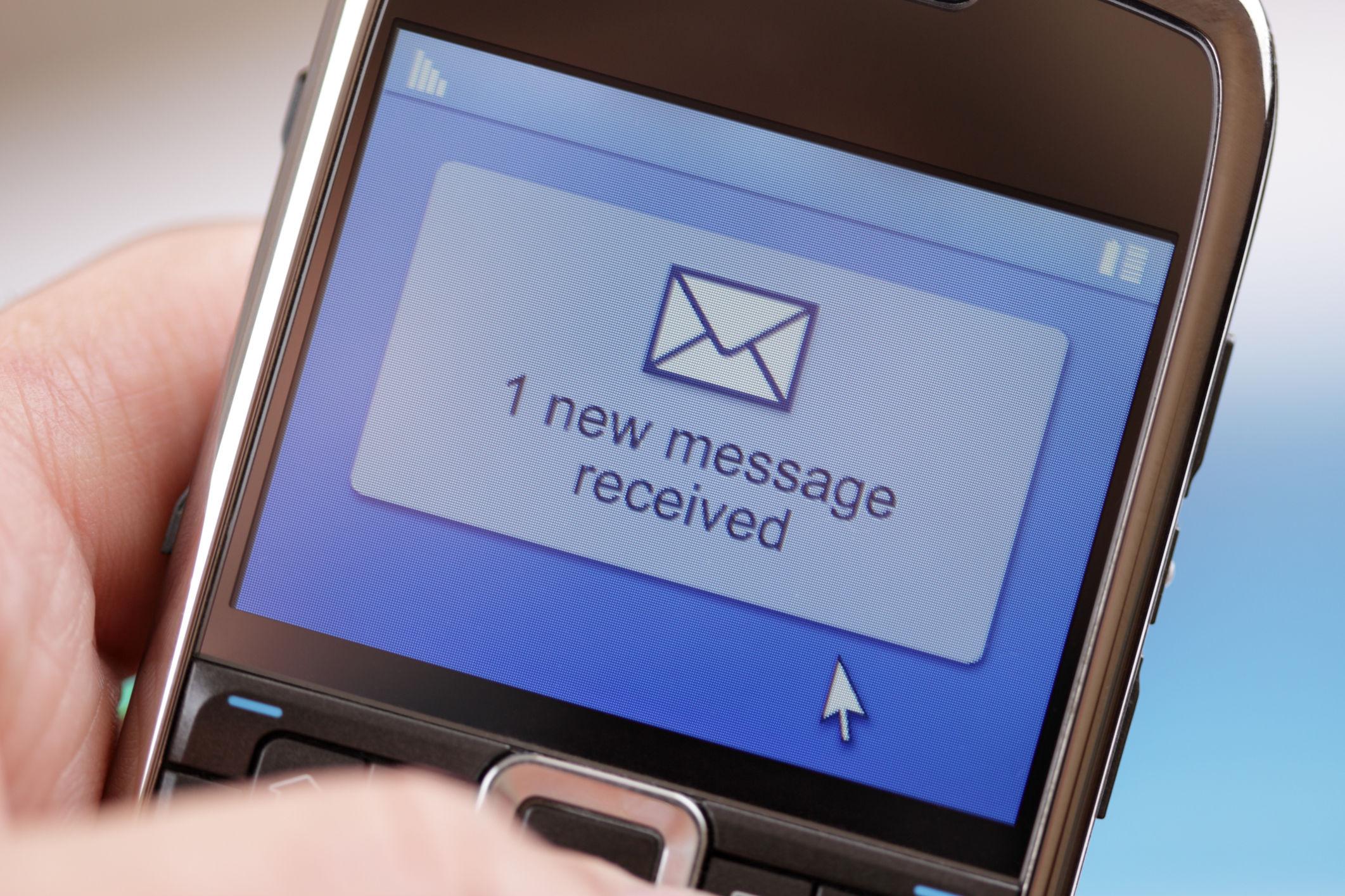 echo de menos sms