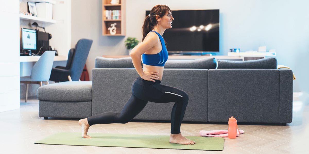 ejercicios en casa coronavirus