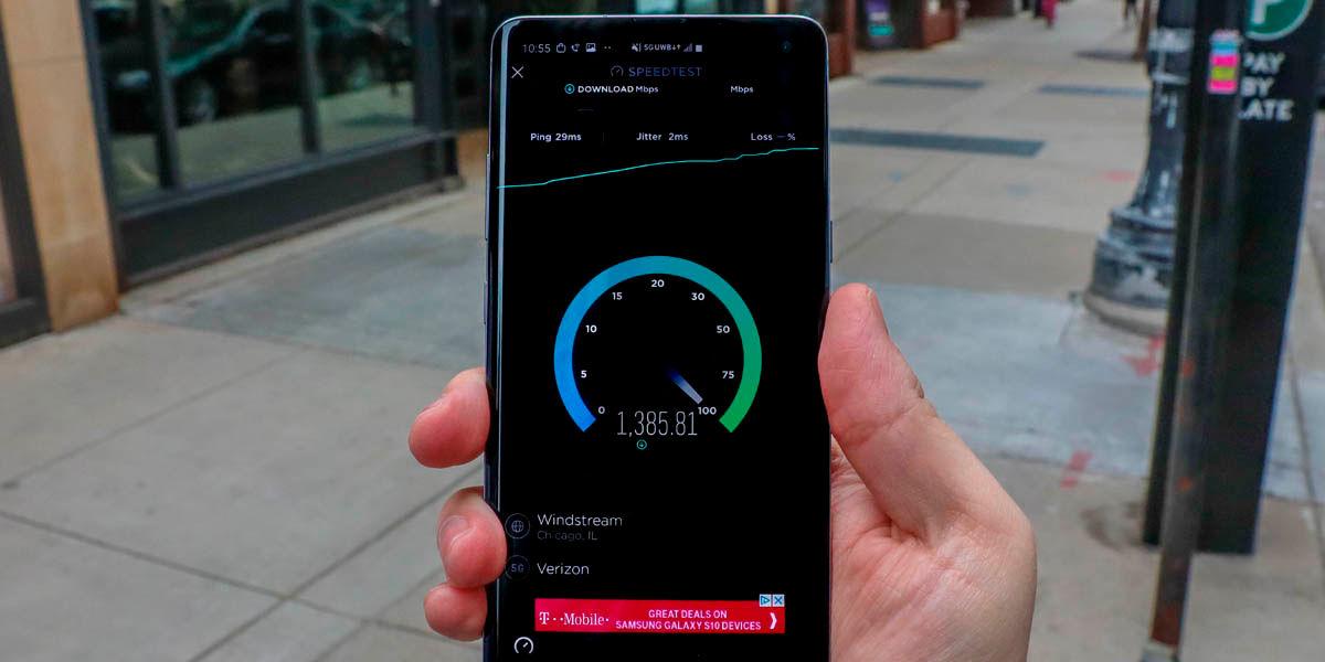 el 5G te dejará descargar películas 4k en muy poco tiempo