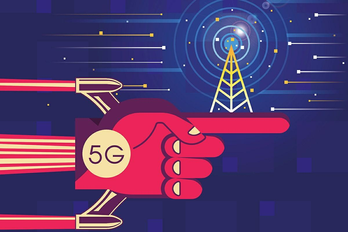 el consumo de energia del 5g mejorara en el futuro