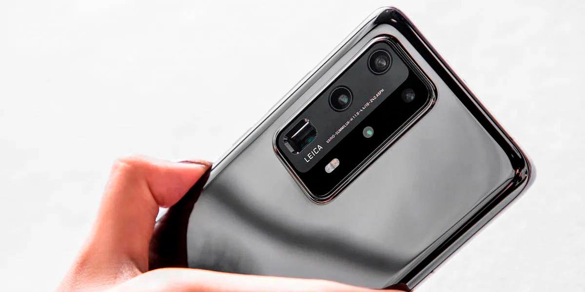 el mejor diseño de 2020 es para el Huawei P40 Pro Plus