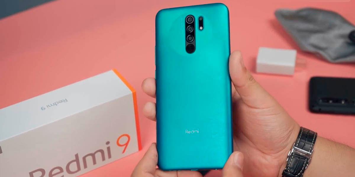 el mejor gama baja de 2020 (Xiaomi Redmi 9) puede ser tuyo por un precio de locos