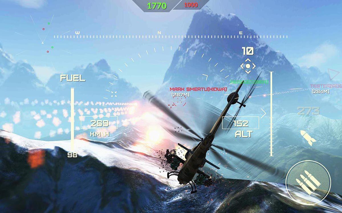 el mundo de los helicopteros online