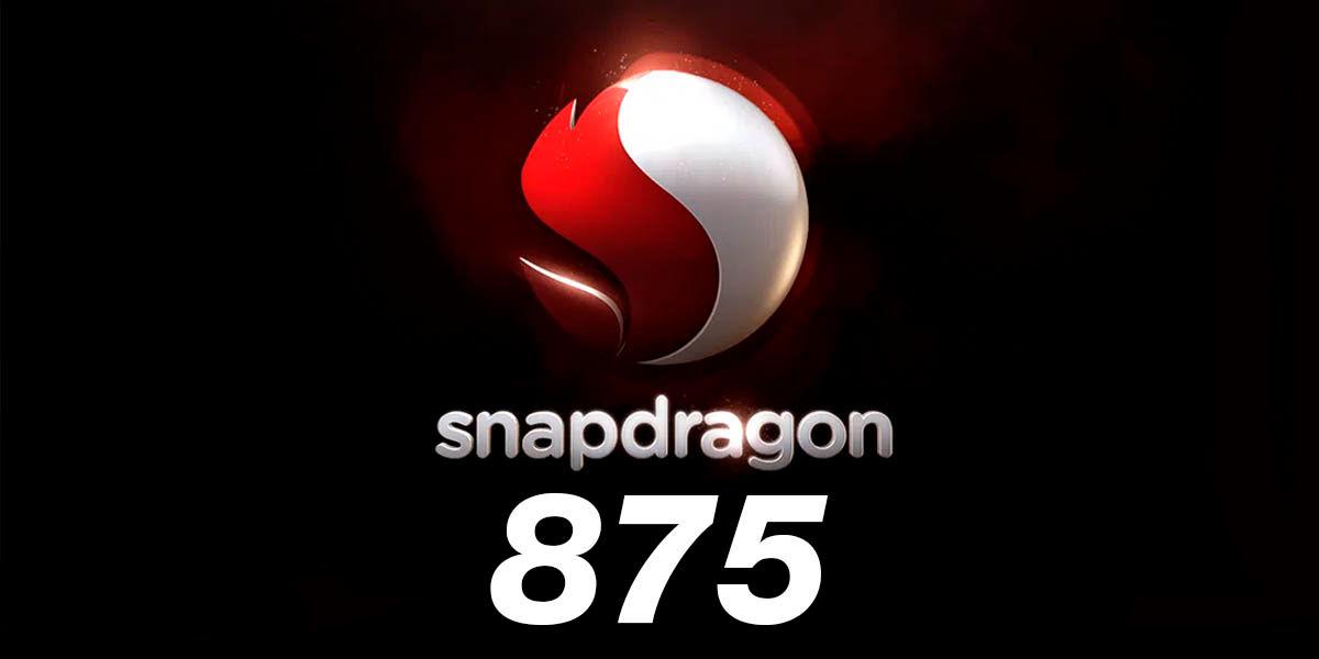 el snapdragon 875 de qualcomm entra en producción