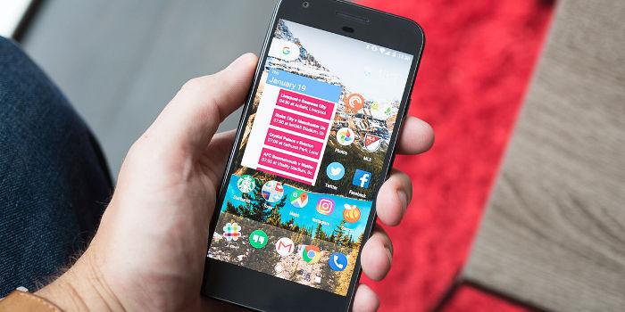 elaborar accesos directos para webs en android