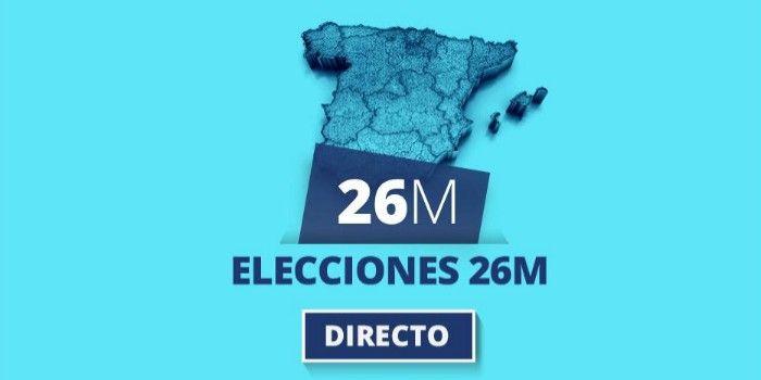 elecciones 26m espana