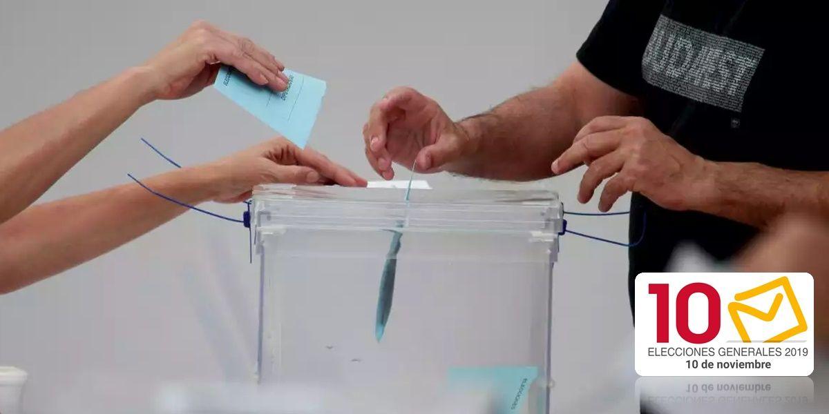 elecciones generales 10n 2019 espana